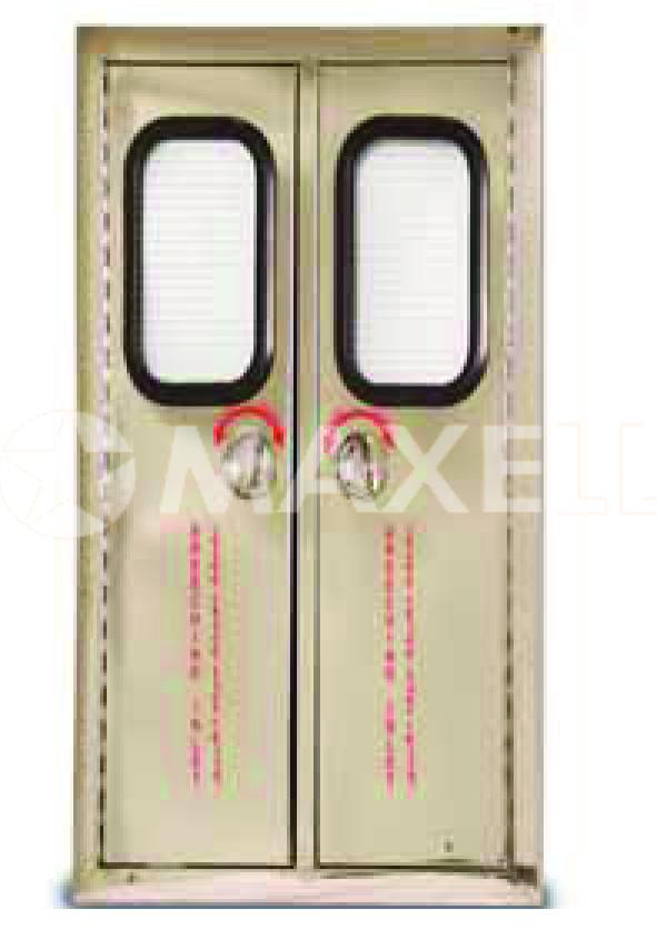 Door & Frame for Breeching Inlet